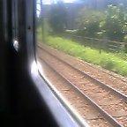 横浜線乗車中