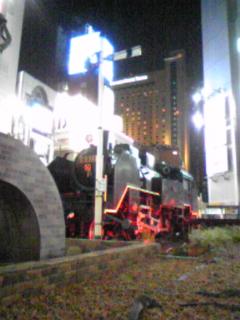 SL広場にて